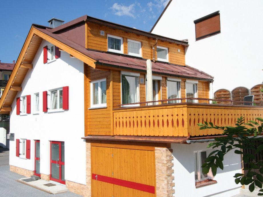 Haus Doris von Südwest mit Ferienwohnung im 1.+2. Stock