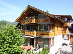 Alpenflair Ferienwohnung 403