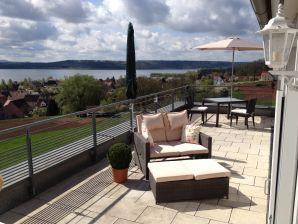 Ferienwohnung Romantik-Suite See-Panorama