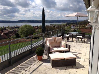 Romantik-Suite See-Panorama