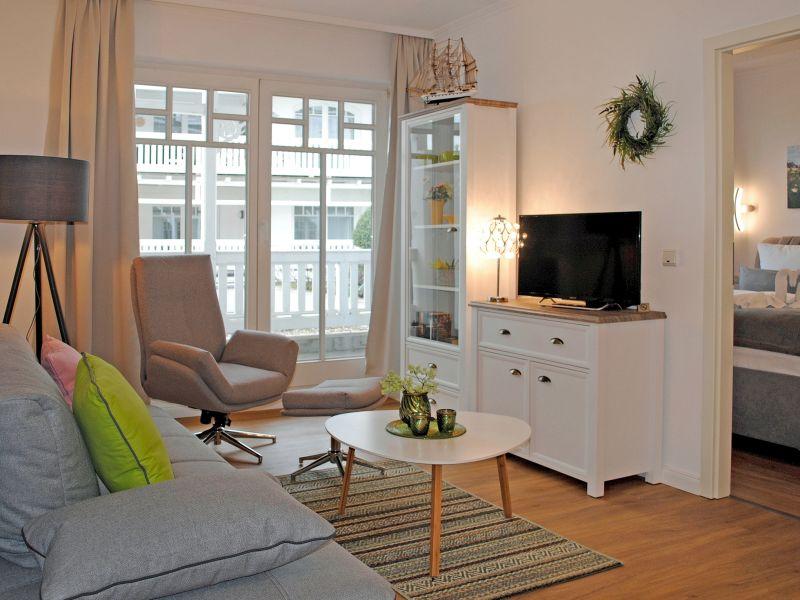 Apartment NEU 621 in der Strandvilla Seeadler