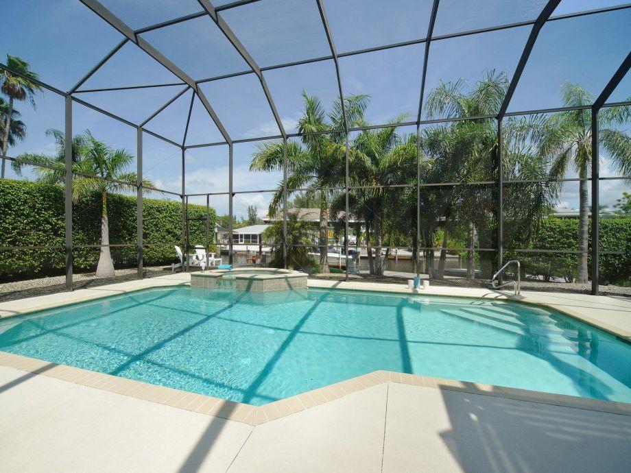 genießen Sie die Florida-Sonne auf Pine Island