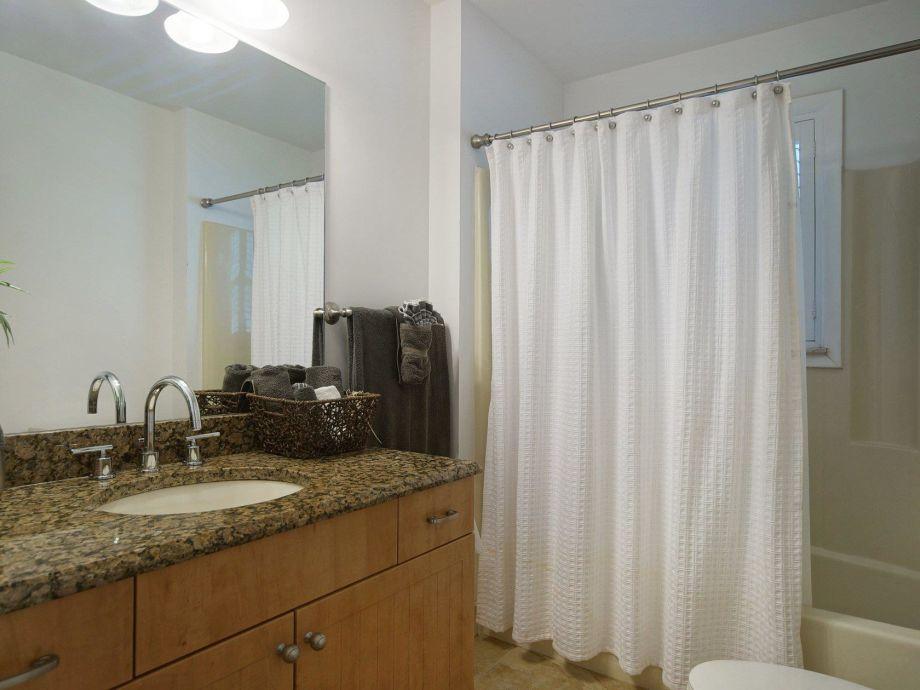 2. Badezimmer Des Ferienhauses Auf Pine Island, FL