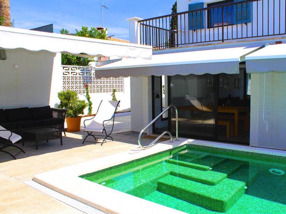Luxusvilla mit pool  Luxusvilla mit Pool bei Palma, Palma de Mallorca - Frau Babl