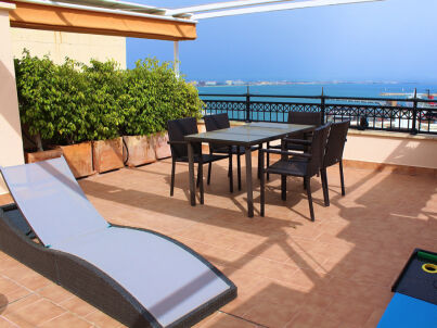 Top Penthouse mit Meerblick  in Palma!