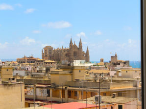 Moderne Ferienwohnung in Palmas Altstadt