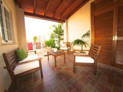 Strandhaus bei Palma