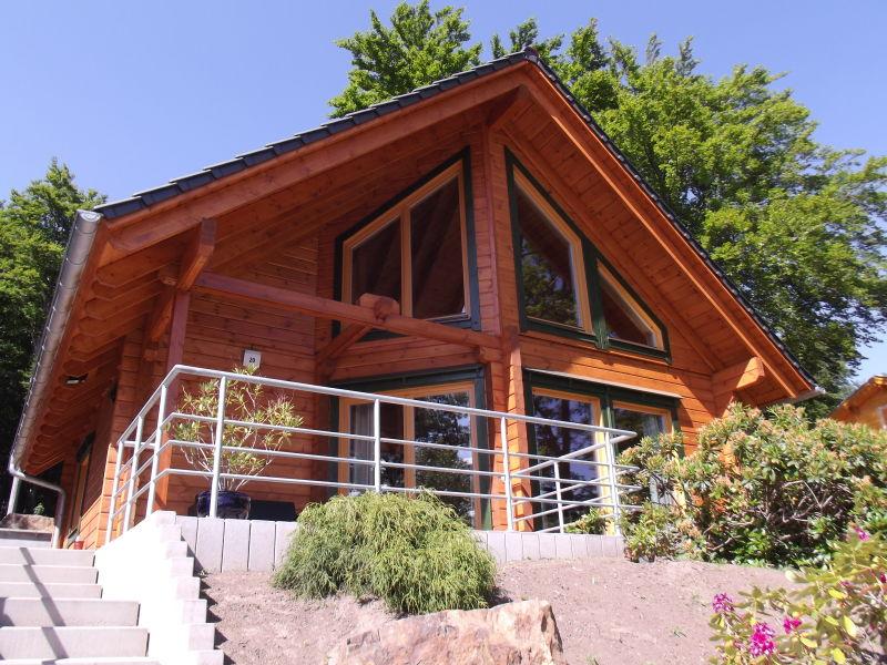 Ferienhaus Blockhaus am Infang