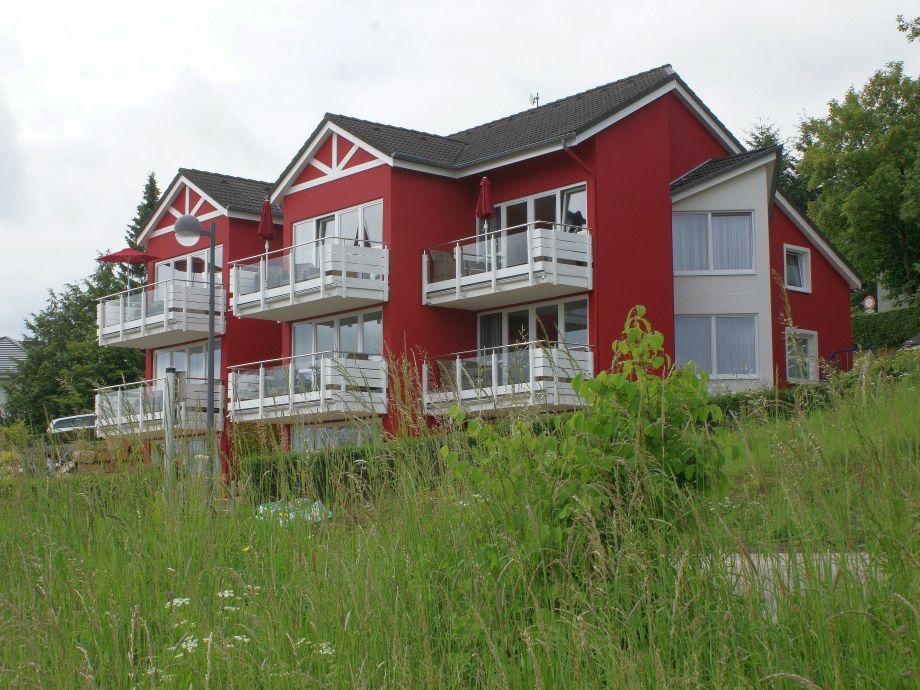 Maarberg Resort, Ferienwohnung mit Balkon