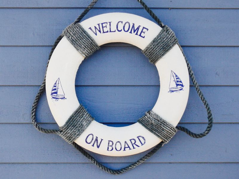 House boat Lasse