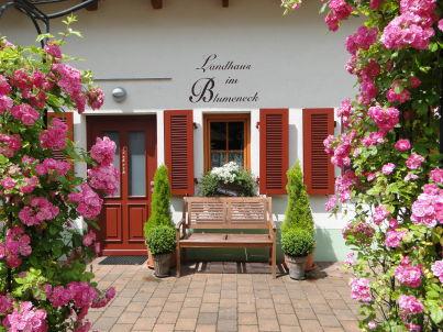 Landhaus im Blumeneck - FW Luise
