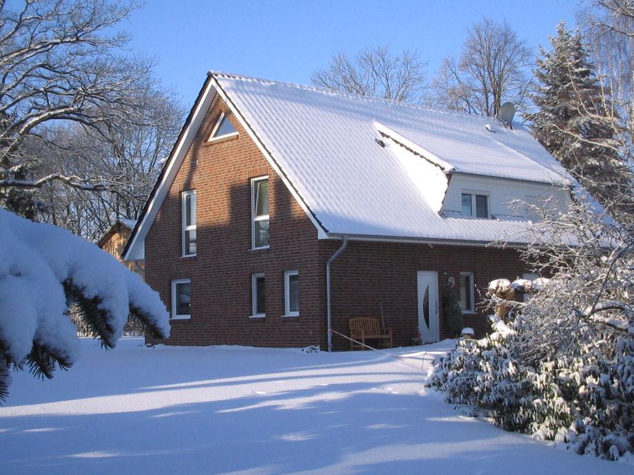 Ferien im Winter