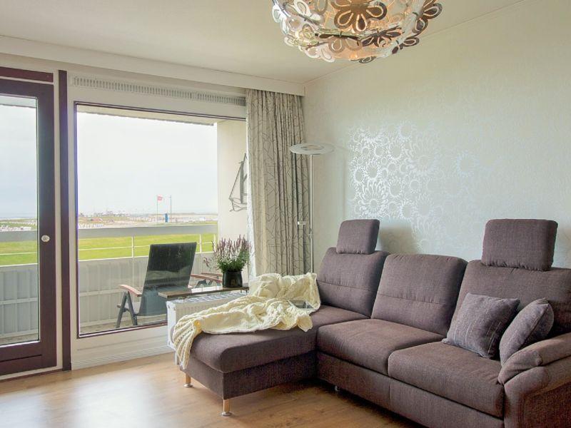 Ferienwohnung 26 Büsumer Hochhaus