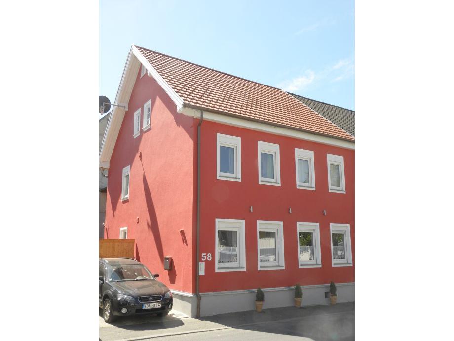 Ferienwohnung Rotes Haus Tauberfranken Firma Rotes Haus