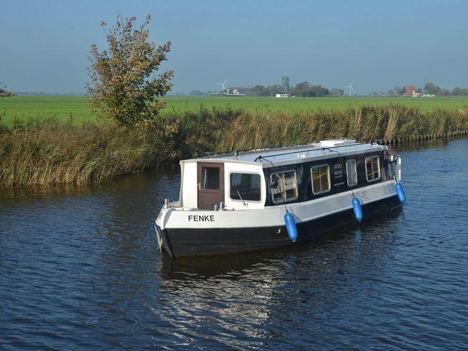 Das Hausboot Wiel