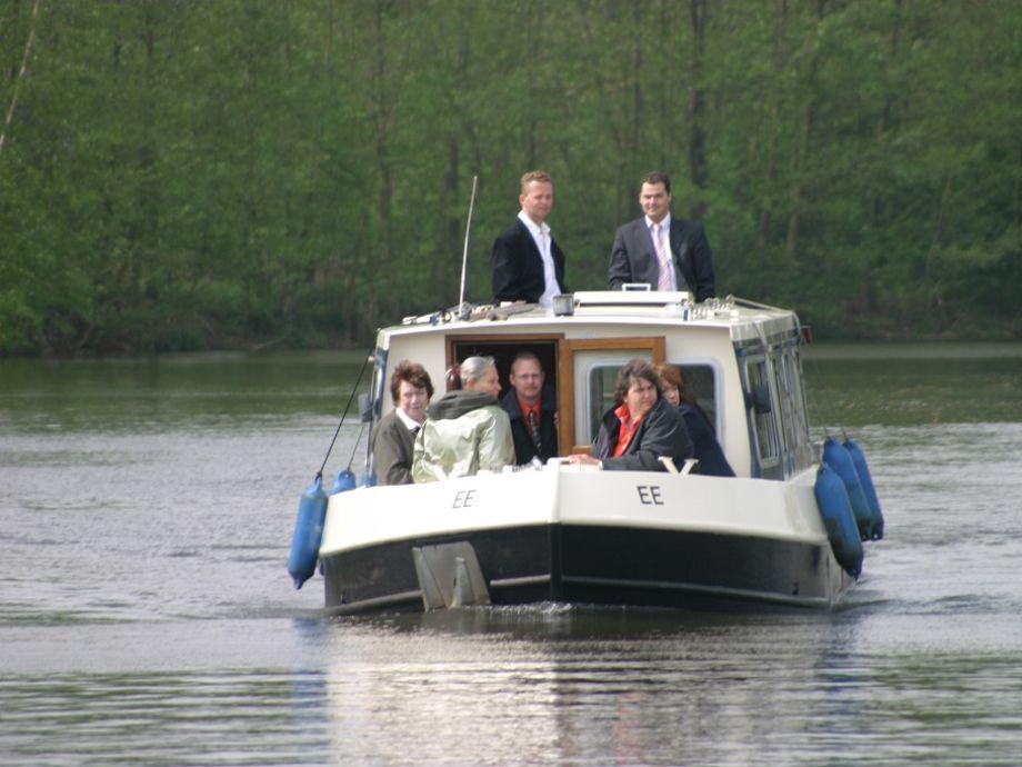 Das Hausboot Boorne
