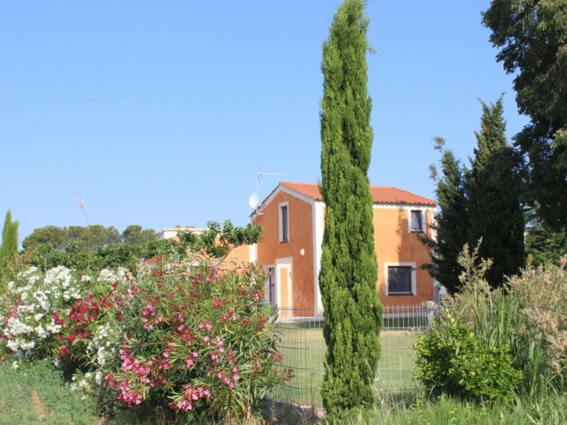 Holiday house Maison abricot