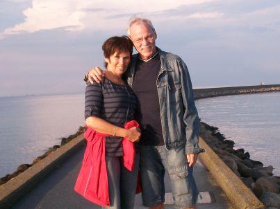 Ihr Gastgeber Astrid und Jürgen Ahlborn