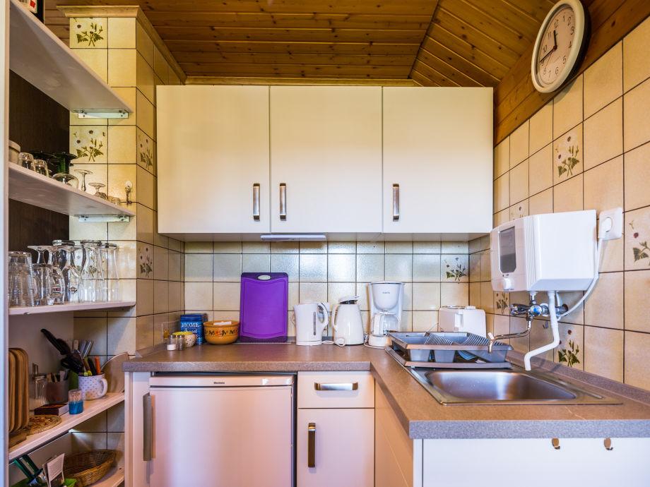 Küchenzeile Dachschräge ~ ferienwohnung ahlborn, weserbergland familie astrid und