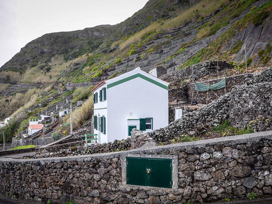 Casa Limao oberhalb vom Meer