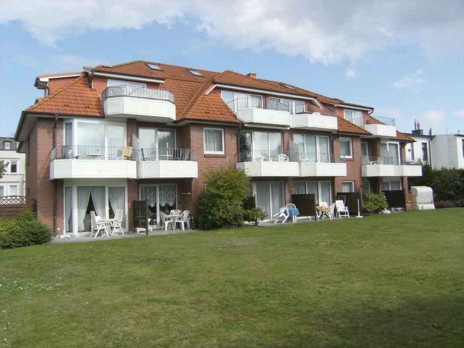 Haus Oasis Ansicht von Süden