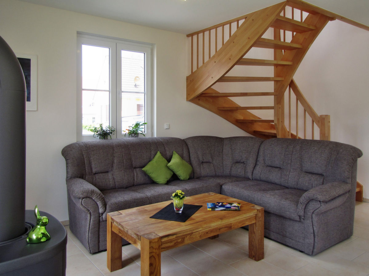 ferienhaus haus kranich r gen frau gertrud l hr. Black Bedroom Furniture Sets. Home Design Ideas