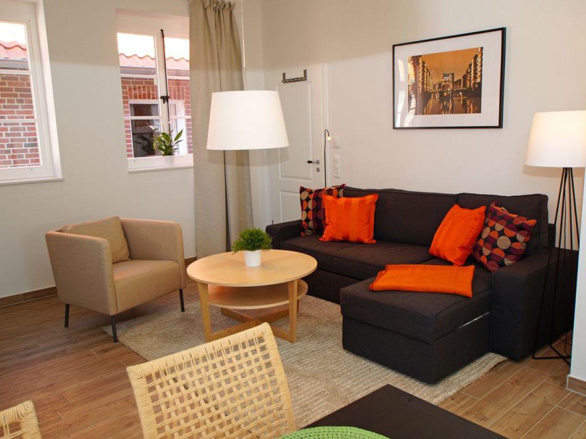 ferienwohnung m hring 2 altes land stade firma kleine. Black Bedroom Furniture Sets. Home Design Ideas