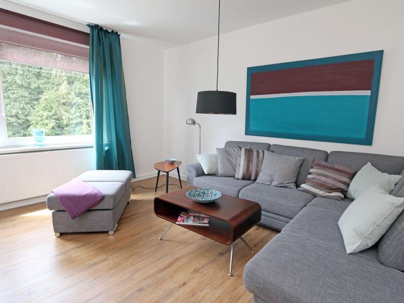 Holiday apartment Amsbergstrasse