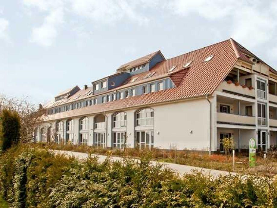 Außenaufnahme Stolpe - Landhof Usedom App. 105