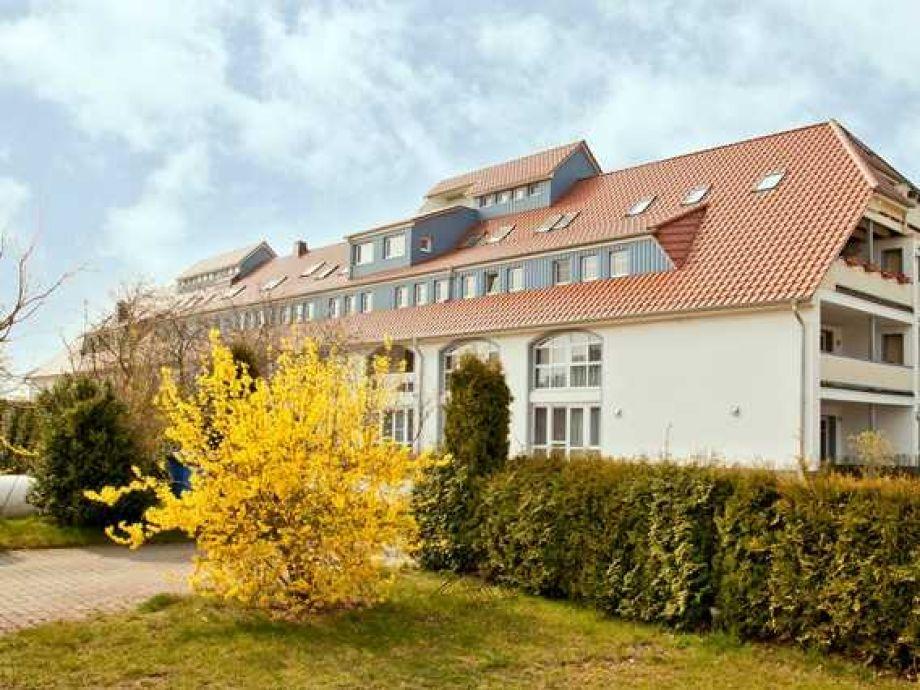 Außenaufnahme Stolpe - Landhof Usedom App. 305