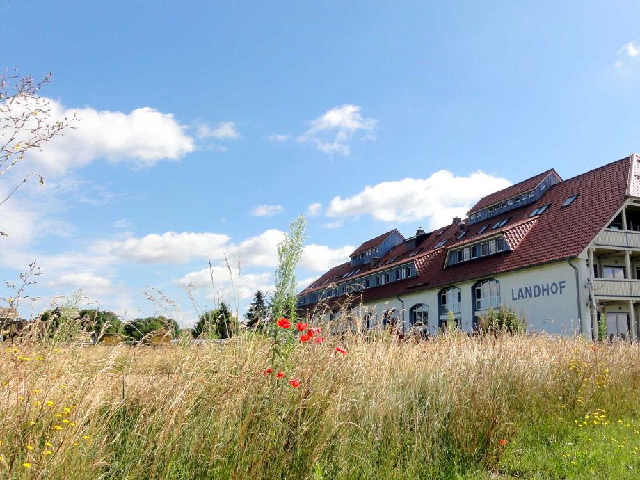 Außenaufnahme Stolpe - Landhof Usedom App. 306