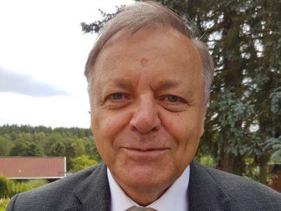 Ihr Gastgeber Siegfried Huster