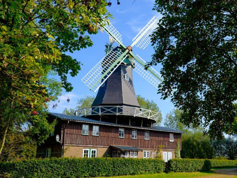 Ferienwohnung Mühle Osterbruch EG