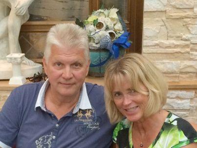 Ihr Gastgeber Kerstin und Axel Kummer