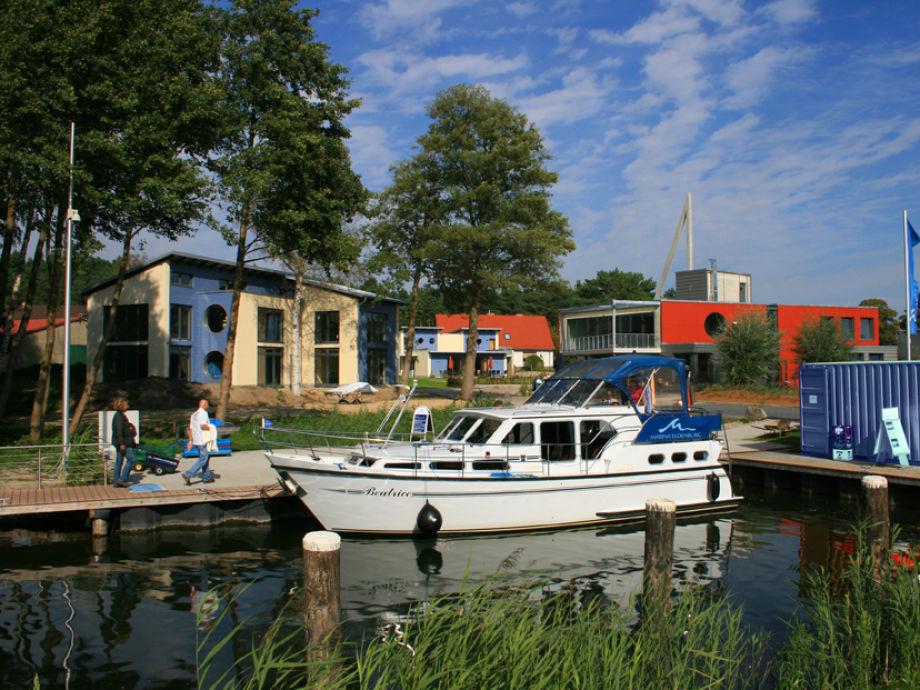 Hafen Marina Eldenburg
