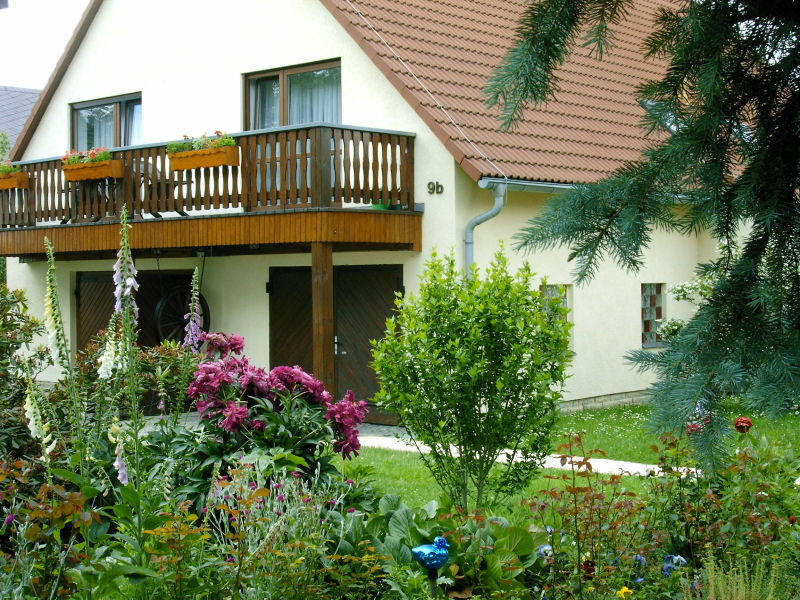 Holiday apartment Fewo Liliensteinblick
