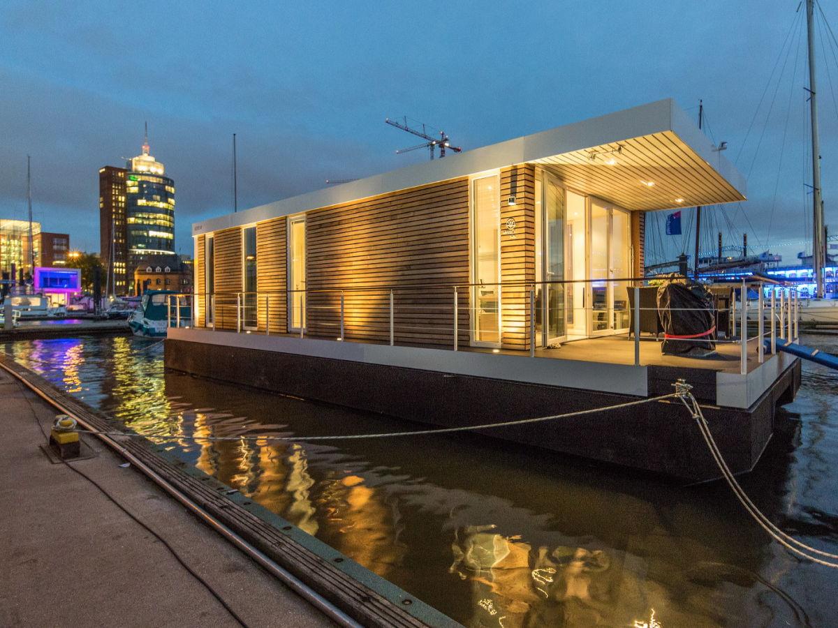 Hausboot Possibility 7 Travemünde Firma Cfa Preuss Sohn Gmbh