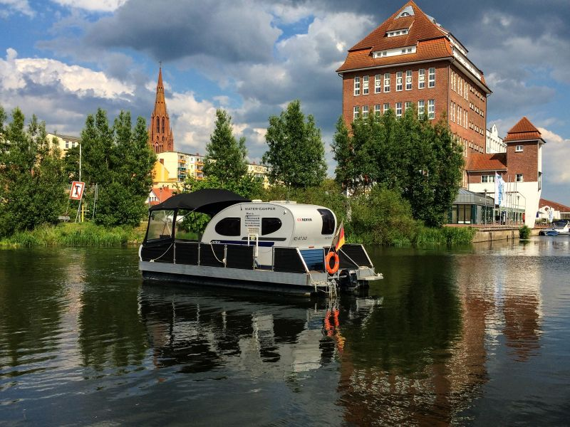 Hausboot Watercamper