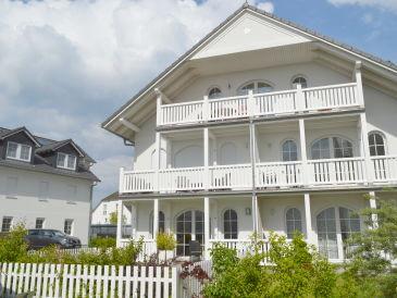 Ferienwohnung 2 in der Ostseevilla Gesine