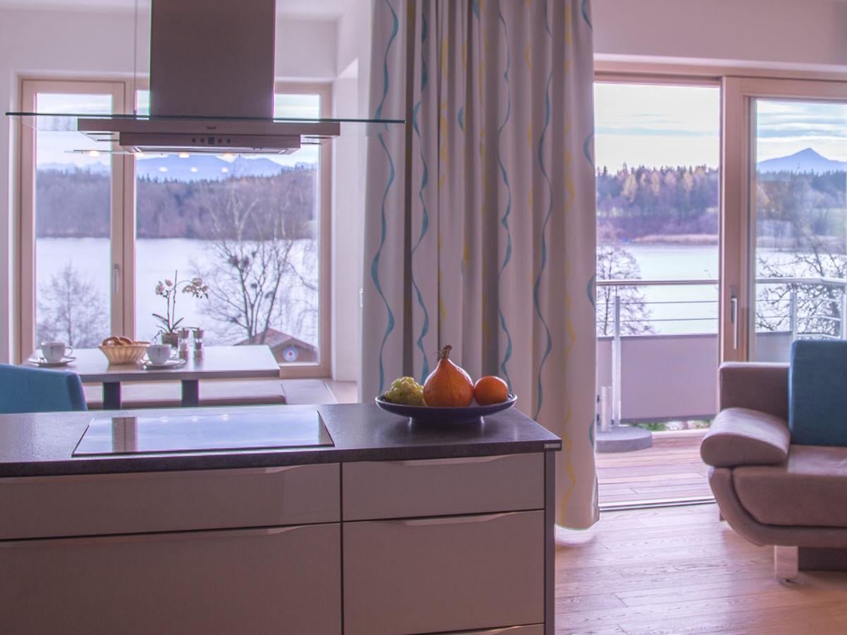 ferienwohnung relaxx im ferienhaus lebensart am see bad endorf frau theresia pertl. Black Bedroom Furniture Sets. Home Design Ideas