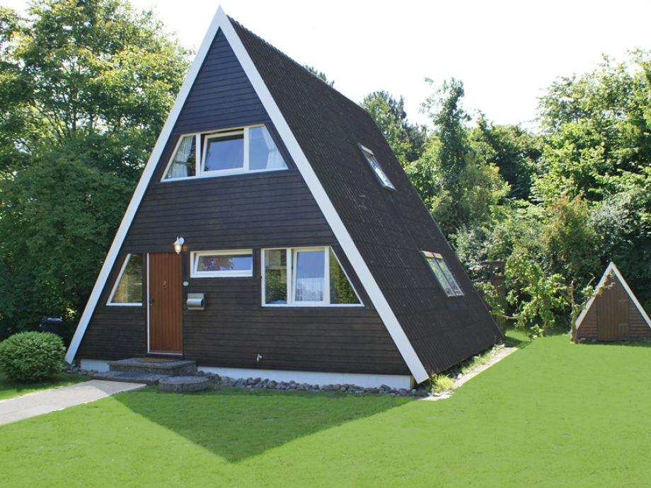 Zeltdachhaus - neue Ausstattung