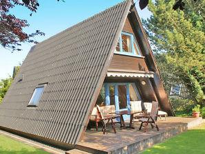Ferienhaus Zeltdachhaus im Ostseebad Damp