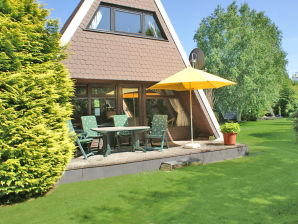 Ferienhaus Zeltdachhaus - viel Platz für Ihren Urlaub