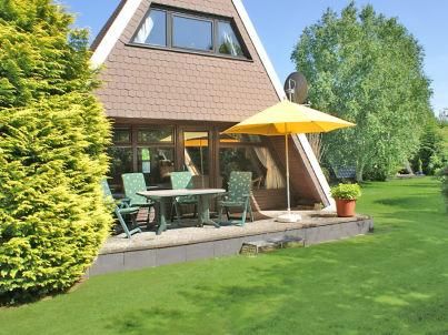 Zeltdachhaus - viel Platz für Ihren Urlaub