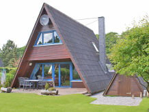 Ferienhaus Zeltdachhaus mit viel Komfort