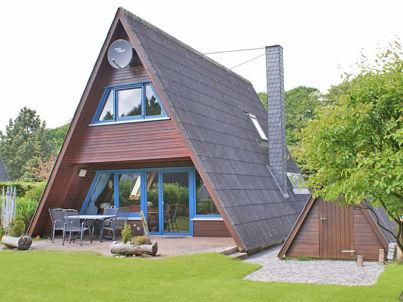 Zeltdachhaus mit viel Komfort