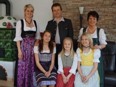 Ihr Gastgeber Johanna und Georg Breitfuss