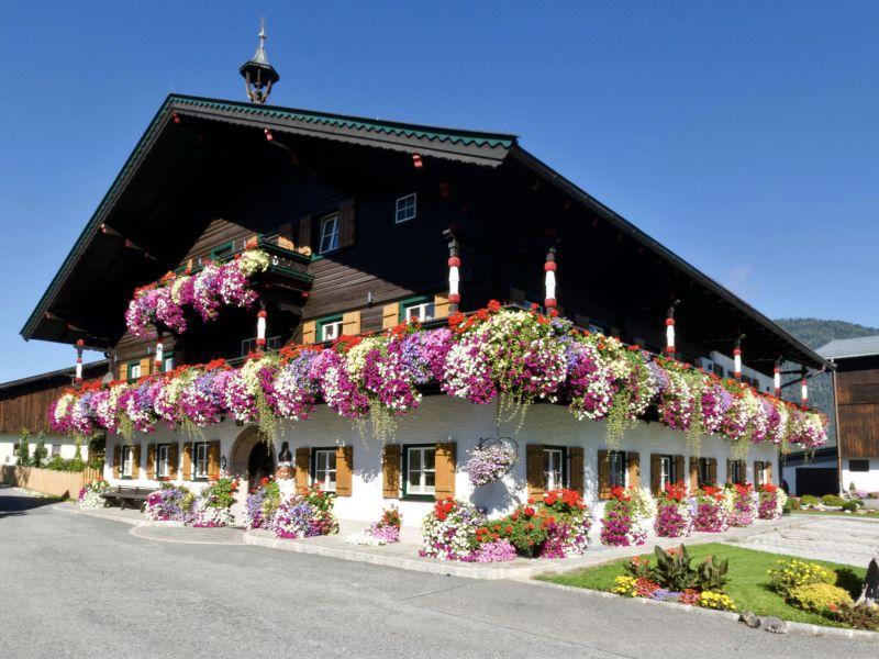 Apartment auf dem Bauernhof Thomanhof