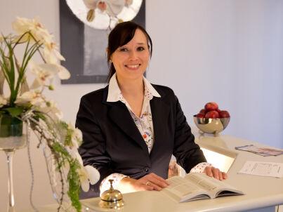 Your host Martina Lippe