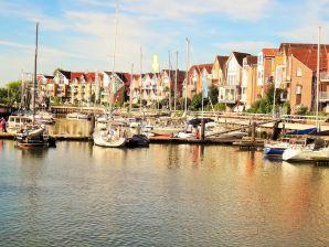 Ferienwohnung Hafenblick-Marina